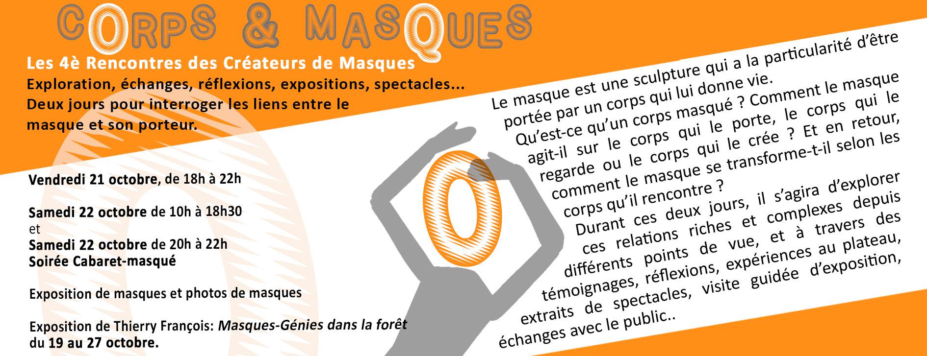 Corps et Masques