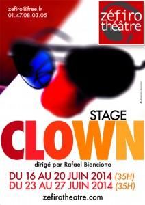 Stage CLOWN avec Rafael Bianciotto @ Rueil-Malmaison