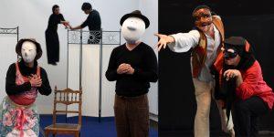 Atelier théâtre : masque, mouvement @ théâtre de Ménilmontant | Paris | Île-de-France | France