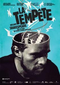 PARIS - LA TEMPÊTE de W. Shakespeare @ Le Vingtième Théâtre | Paris | Île-de-France | France